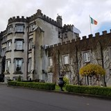 Ireland - Ballyseede Castle Hotel in Kerry