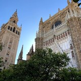 The Cathedral of Seville, Spain