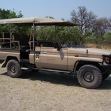 open air safari vehicle