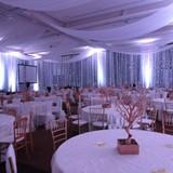Reception set up at Hard Rock Punta Cana