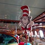 Dr. Seuss at Sea Breakfast.