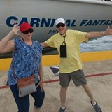 My Parents always go on Cruises with us. We pay!