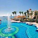 1 of infinity pools at Riu Palace - Cabo
