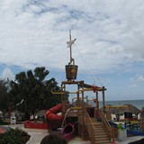 Waterpark in Negril, fun for everyone!