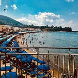 Maronti Beach Ischia Italy