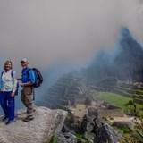 The beauty of Machu Picchu is astounding