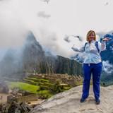 Welcome to Machu Picchu!