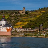 River cruise on the Rhine