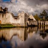 Castle in Adair, Ireland
