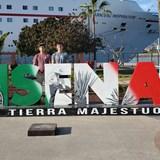 The port of Ensenada has been updated