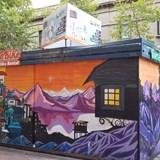 Santiago Chile Street Art Tour