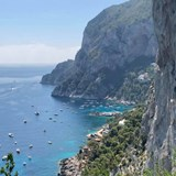 Beautiful Island of Capri