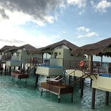 Palafitos Overwater Bungalows at El Dorado Maroma