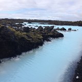 blue Lagoon Thermal baths in Iceland