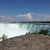 The Famous Niagara Falls are just breathtaking!