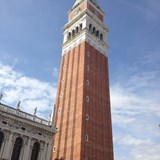 The Campanile in Venice