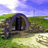 The Emerald Isle - stay in a magical fairy home