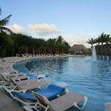 Beautiful pool at Valentin Imperial Maya!