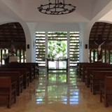 Onsite wedding chapel for destination weddings
