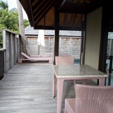 My front deck.