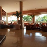 Another view of the Dreams Punta Cana lobby