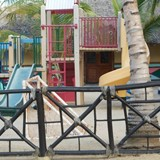 One of the play areas in the Explorer's Club