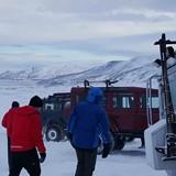 Glacier Jeep Expedition
