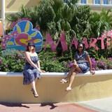 St.Maarten Cruise Port Entrace
