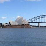 Sydney Harbour - Opera House