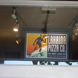 Lahaina Pizza Co. Wonderful pizza