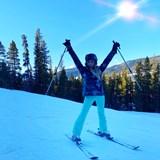 Skiing in Keystone