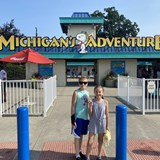 Welcome to Michigan's Adventure!
