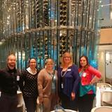 Travel Leaders team plus Marilee Syme