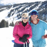 Blue Bird Sky Day in Vail!