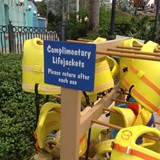 Lifejackets - safety is priority