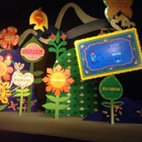 It's a small world - personalized