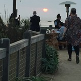 Sunset at Nelson's Terranea