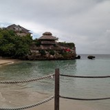 Sandals Ochi Beach- lounge area