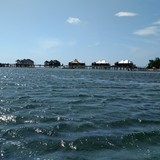 Sandals Royal Caribbean over the water bungalows