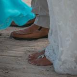 Beach Wedding in Akumal