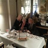 Breakfast at Le Meurice, Paris