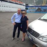Private driver to see the Amalfi Coast!