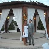 My Son & Daughter-in-law's Gazebo Wedding
