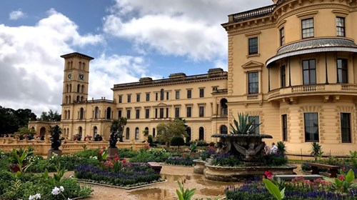 Osborne House, Queen Victoria's Vacation Home
