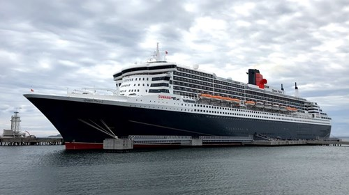 Cunard's Magical Queen Mary 2