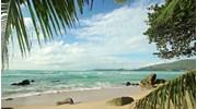 Travel to shores of Princeville, Kauai