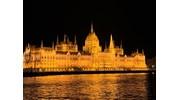 Budapest Parliament Illuminated!