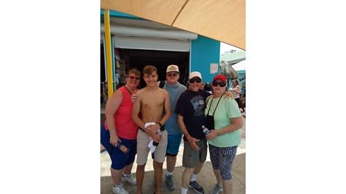 Belize Port Walk