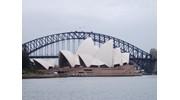 Sydney Opera House & Harbor Bridge