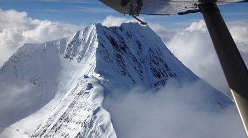Mount McKinley from the Air